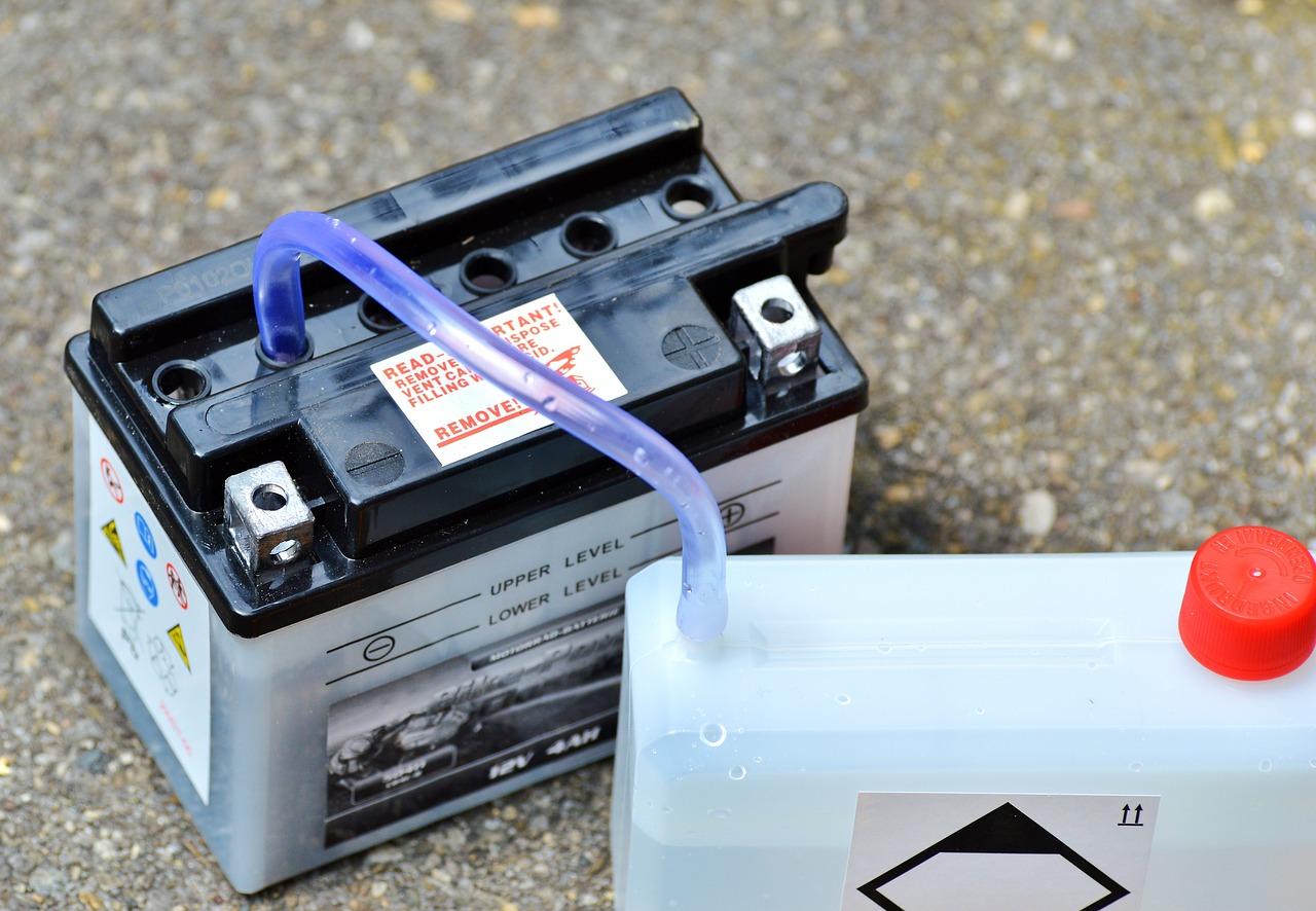 Jak wybrać akumulator samochodowy